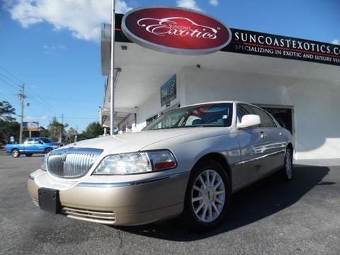 Used 2006 Lincoln Town Car For Sale In Punta Gorda Fl Carsforsale Com