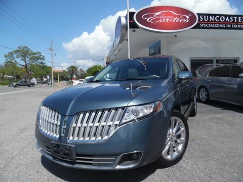 2010 Lincoln MKT for sale in Sarasota, FL