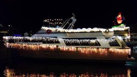 Bluewater Yacht Sport Sedan Yacht for sale at Suncoast Exotics in Sarasota FL