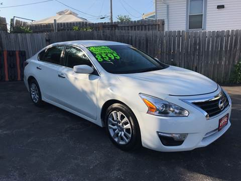 Used Nissan Altima For Sale >> 2015 Nissan Altima For Sale In Milwaukee Wi