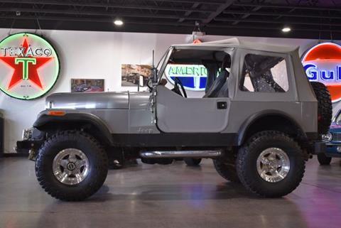 1984 Jeep CJ-7 for sale in Payson, AZ