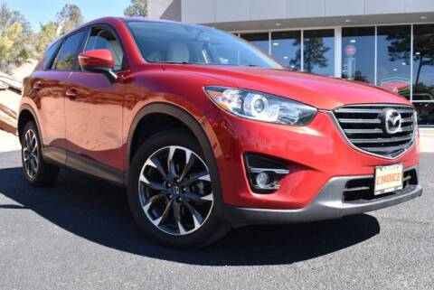2016 Mazda CX-5 for sale at Choice Auto & Truck Sales in Payson AZ