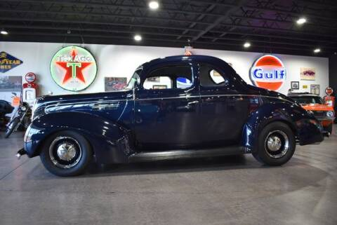 1939 Ford 2 Dr Coupe for sale at Choice Auto & Truck Sales in Payson AZ