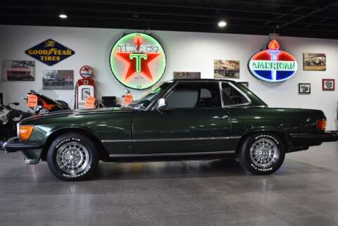 1976 Mercedes-Benz 450 SL for sale at Choice Auto & Truck Sales in Payson AZ