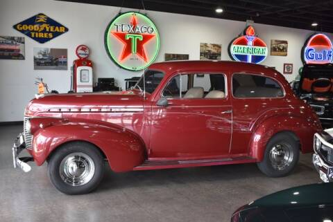 1940 Chevrolet Master Deluxe for sale at Choice Auto & Truck Sales in Payson AZ