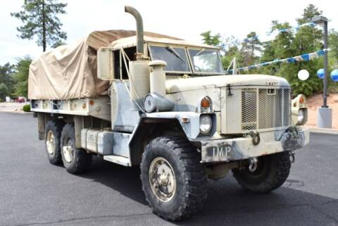 1994 AM General M35 for sale at Choice Auto & Truck Sales in Payson AZ