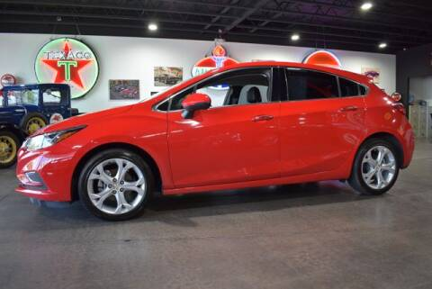 2018 Chevrolet Cruze for sale at Choice Auto & Truck Sales in Payson AZ