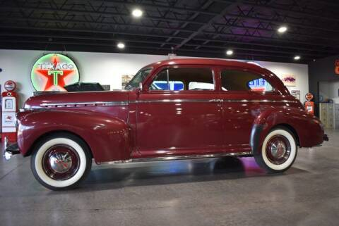 1941 Chevrolet Master Deluxe for sale at Choice Auto & Truck Sales in Payson AZ