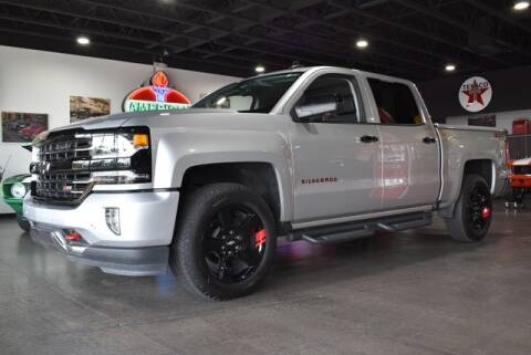 2018 Chevrolet Silverado 1500 for sale at Choice Auto & Truck Sales in Payson AZ