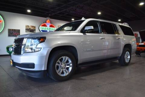 2019 Chevrolet Suburban for sale at Choice Auto & Truck Sales in Payson AZ
