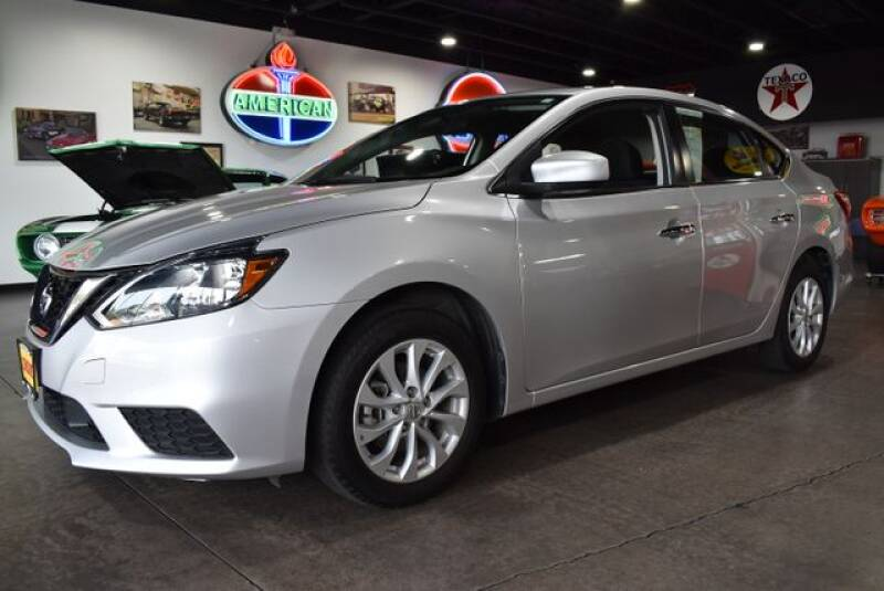2019 Nissan Sentra for sale at Choice Auto & Truck Sales in Payson AZ
