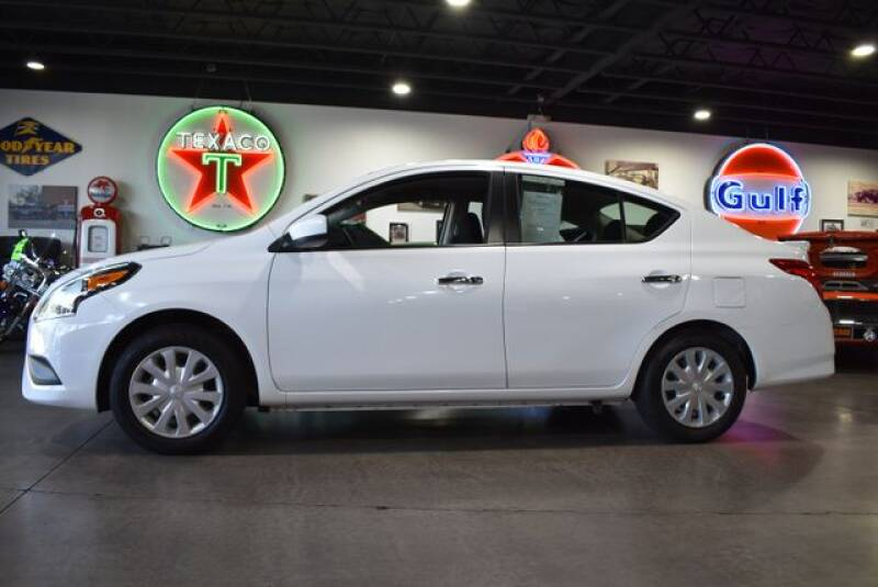 2019 Nissan Versa for sale at Choice Auto & Truck Sales in Payson AZ