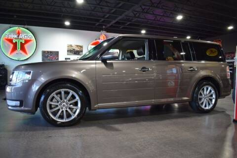 2019 Ford Flex for sale at Choice Auto & Truck Sales in Payson AZ