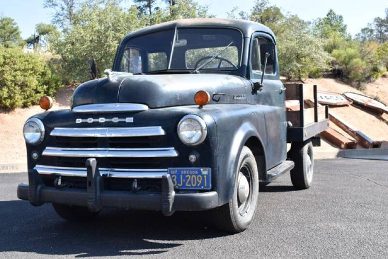 1949 Dodge B Series for sale at Choice Auto & Truck Sales in Payson AZ