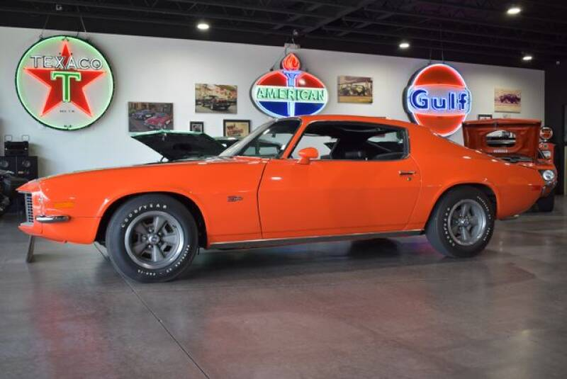 1970 Chevrolet Camaro for sale at Choice Auto & Truck Sales in Payson AZ