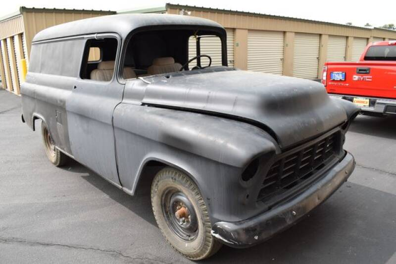 1956 Chevrolet 3100 for sale at Choice Auto & Truck Sales in Payson AZ