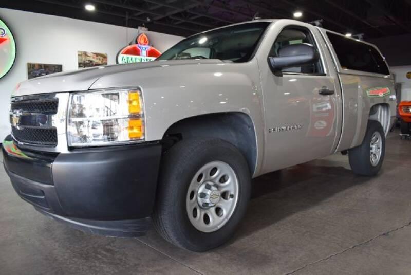 2008 Chevrolet Silverado 1500 for sale at Choice Auto & Truck Sales in Payson AZ