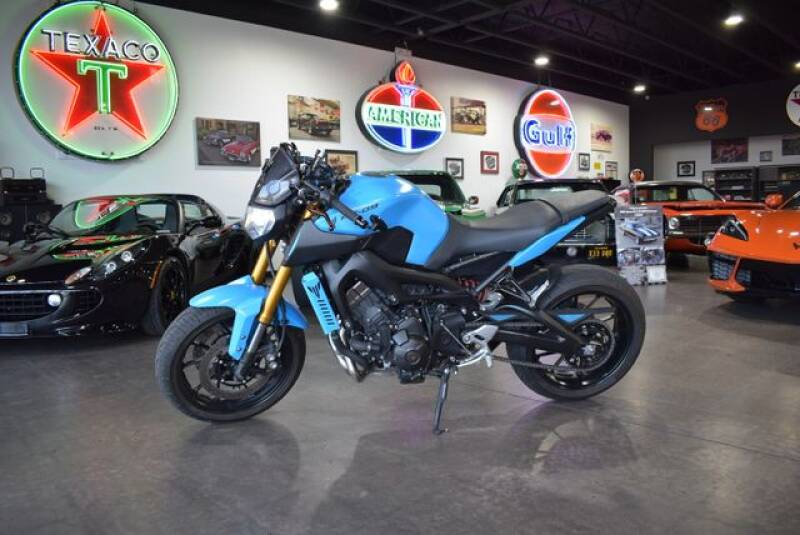 2015 Yamaha FZ-09 for sale at Choice Auto & Truck Sales in Payson AZ