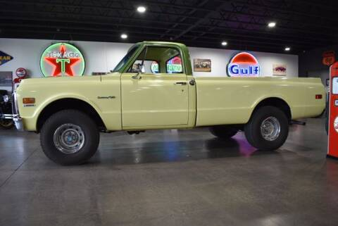 1971 Chevrolet C/K 10 Series for sale at Choice Auto & Truck Sales in Payson AZ