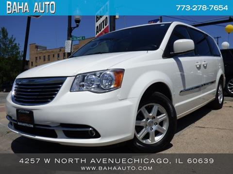 2012 Chrysler Town and Country for sale in Chicago, IL