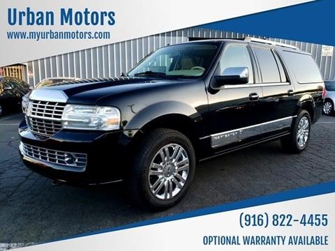 2008 Lincoln Navigator L for sale in Sacramento, CA