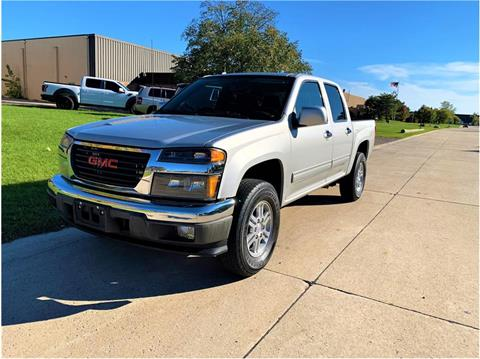2010 GMC Canyon for sale in Troy, MI