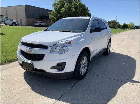 2012 Chevrolet Equinox for sale at Metro Car Co. in Troy MI