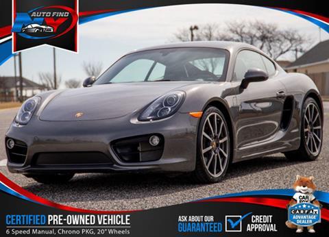 2014 Porsche Cayman for sale in Lindenhurst, NY