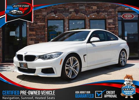 2015 BMW 4 Series for sale in Massapequa, NY