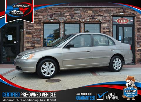 2003 Honda Civic for sale in Massapequa, NY