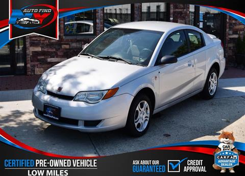 2005 Saturn Ion for sale in Massapequa, NY