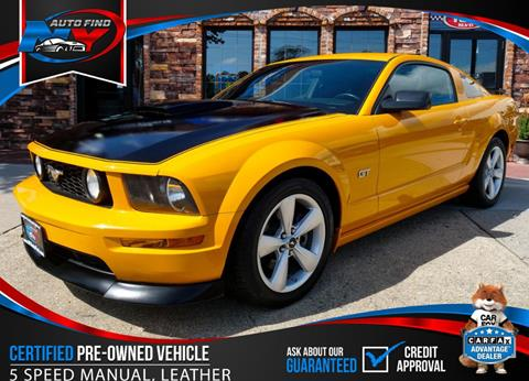 2007 Ford Mustang for sale in Massapequa, NY