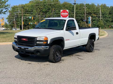 2006 GMC Sierra 2500HD for sale in Monmouth Junction, NJ
