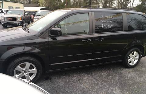2013 Dodge Grand Caravan for sale in Mansfield, LA