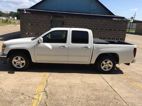 2009 GMC Canyon for sale in Mansfield, LA