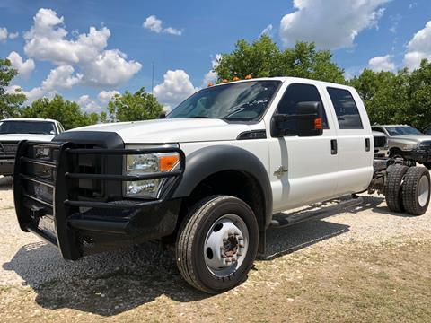 2012 Ford F-550 Super Duty for sale in Hutto, TX