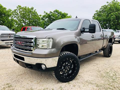 2014 GMC Sierra 2500HD for sale in Hutto, TX