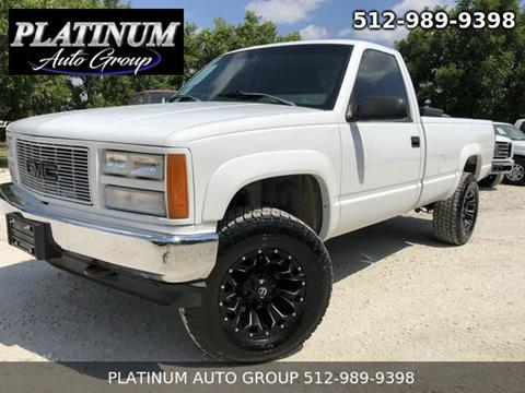 1993 GMC Sierra 1500 for sale in Hutto, TX
