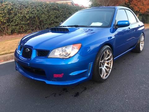 2006 Subaru Wrx Sti For Sale >> 2006 Subaru Impreza For Sale In North Augusta Sc