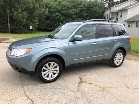 2013 Subaru Forester for sale in Charlotte, NC