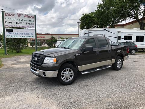 2007 Ford F-150 for sale in Houston, TX