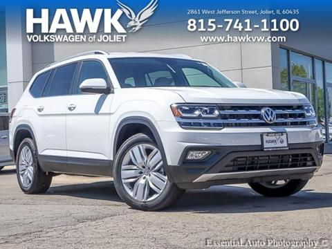 2019 Volkswagen Atlas for sale in Joliet, IL