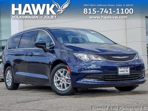 2017 Chrysler Pacifica for sale in Joliet, IL