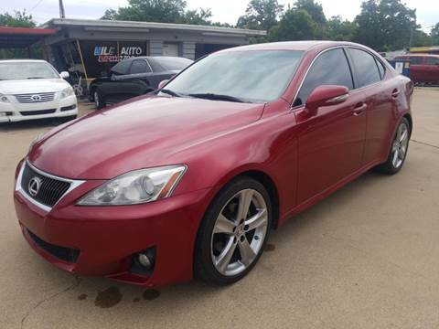 Lexus Fort Worth >> 2013 Lexus Is 250 For Sale In Fort Worth Tx