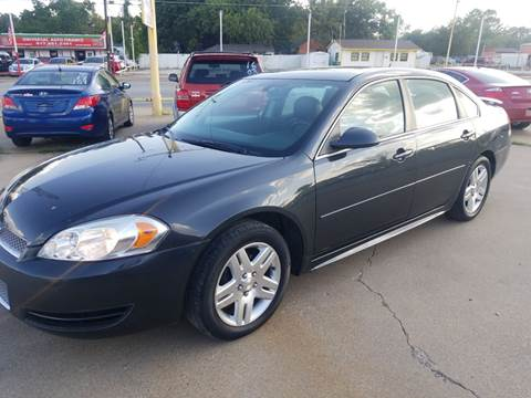 2013 Chevrolet Impala for sale in Fort Worth, TX