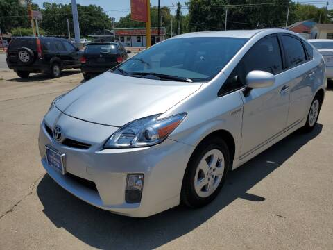 2010 Toyota Prius for sale at Nile Auto in Fort Worth TX