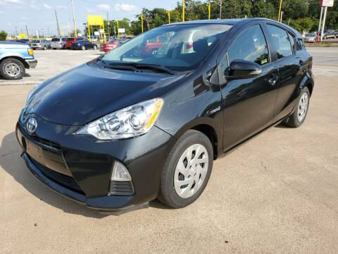 2016 Toyota Prius c for sale at Nile Auto in Fort Worth TX