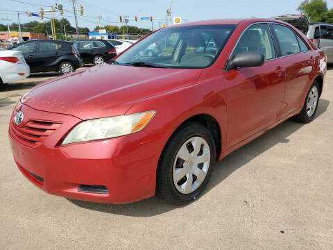 2007 Toyota Camry for sale at Nile Auto in Fort Worth TX