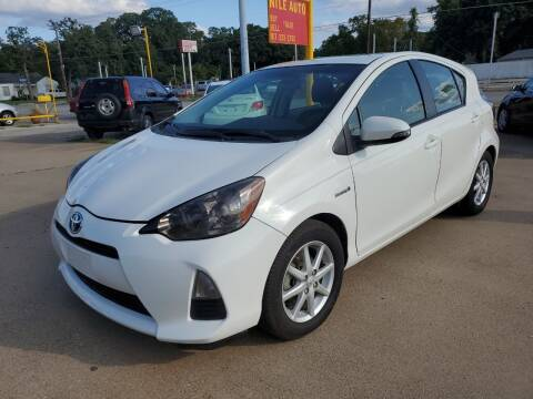 2013 Toyota Prius c for sale at Nile Auto in Fort Worth TX