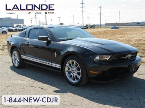 2011 Ford Mustang for sale in Imlay City, MI